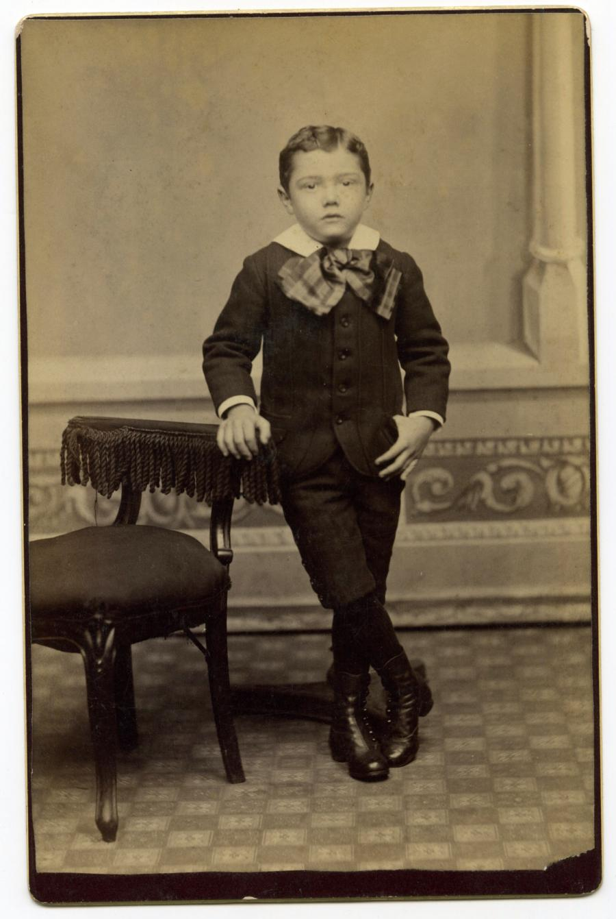 victorian photo this guy is cute boy thumb in pocket ebay